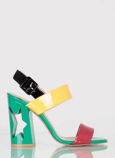Poletto Ayakkabı Sarı